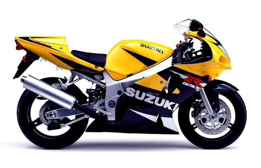 suzuki gsx r 600 2001 yellow decal kit by motodecal com. Black Bedroom Furniture Sets. Home Design Ideas